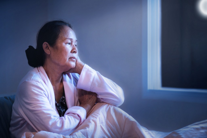 Causes of Insomnia and Sleep Issues in Seniors
